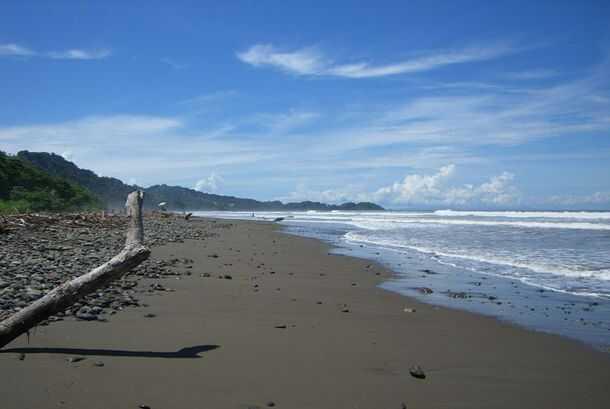 Dominical Costa Rica has amazing beaches.
