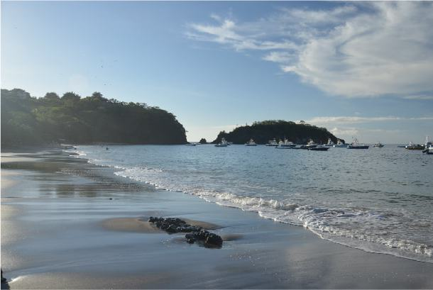 Playa Ocotal Beach, Costa Rica