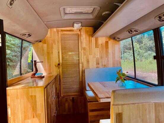 Explore Costa Rica in a rental car or your own camper van in Costa Rica.