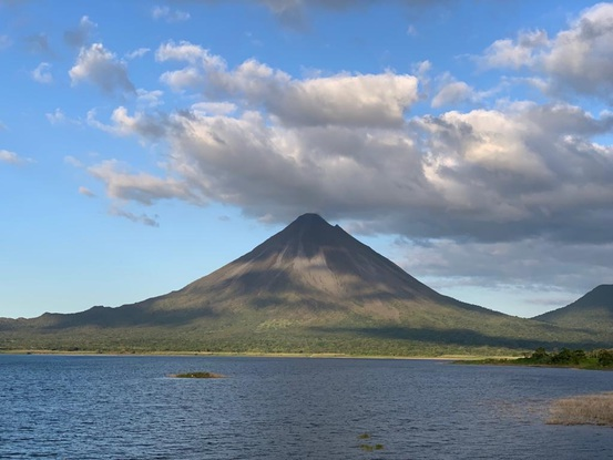 See thew Arenal Volcano from new perspectives on this unique boat transfer to Guanacaste