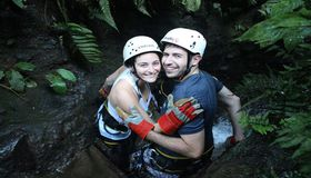 Nothing like sharing adventures with your loved one in Costa Rica.
