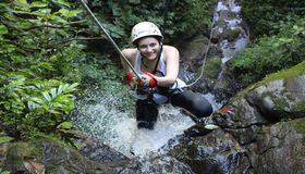 The Costa Rica Pure Adrenaline Tour is all about adventure with Desafio.