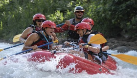 The best Arenal rafting in Costa Rica on the Sarapiqui River
