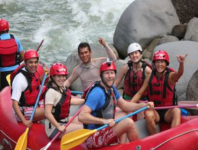 Make the most of your trip to Costa Rica with Desafio rafting in Costa Rica.
