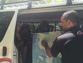 Desafio shuttle to Manuel Antonio from the Arenal Volcano and La Fortuna.