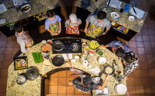 You will love this Costa Rica cooking food