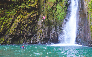 Defy Gravity with Gravity Falls Most Extreme Tour in Costa Rica!
