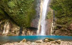 Arenal Volcano Blue Waterfall Hike