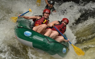 Monteverde to Guanacaste Day Tour Rafting Tenorio Class 3-4