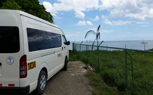 The best airport shared shuttle transportation from Playa Samara to Liberia (LIR)