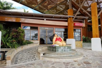 Do not miss out on the soothing hot springs at Baldi Hot Springs Arenal Volcano.