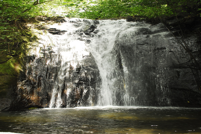 Mystery Waterfall Guanacaste, Costa Rica