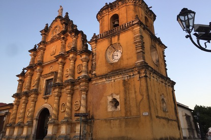 Leon City Cultural Tour in Nicaragua