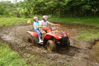 Original ATV  (Double ATV) Arenal Costa Rica