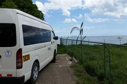 The best airport shared shuttle transportation from Playa Samara to Liberia (LIR)