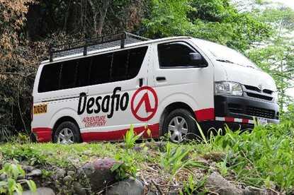 Private Transport La Fortuna and Arenal to Bosque de los Ninos
