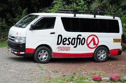 Private Transport La Fortuna and Arenal to Santa Rosa Pocosol