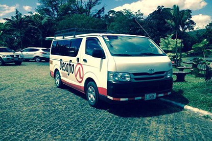 Private Transfer La Pavona to Arenal Volcano