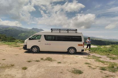 shuttle service Samara to Tamarindo