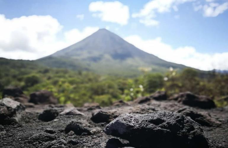 Explore the Arenal Volcano on this amazing combo tour.