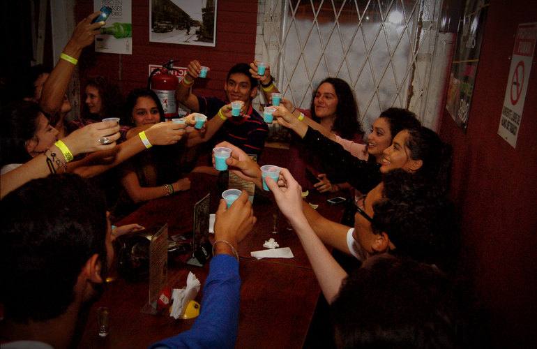 Carpe Chepe San Jose Pub Crawl