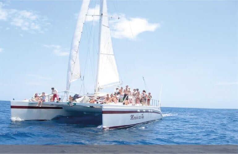 Costa Rica  fun in the sun boat tour