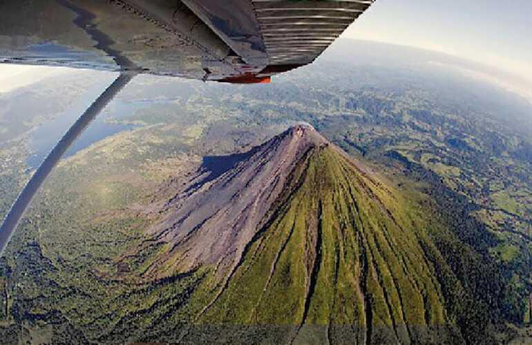 Amazing Arenal Volcano