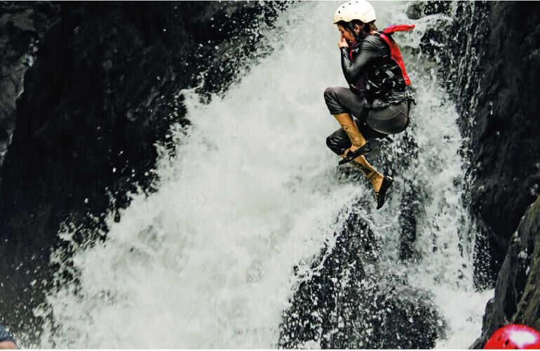 Pure Adrenaline Jump Gravity Falls