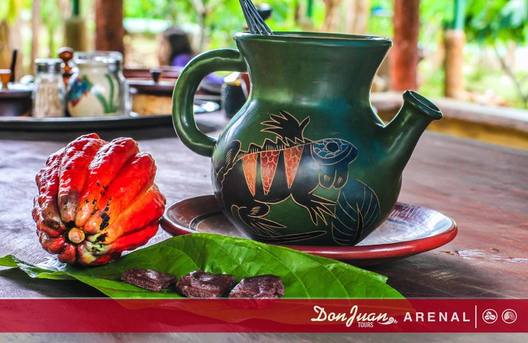 Don Juan La Fortuna Coffee and Chocolate Tour