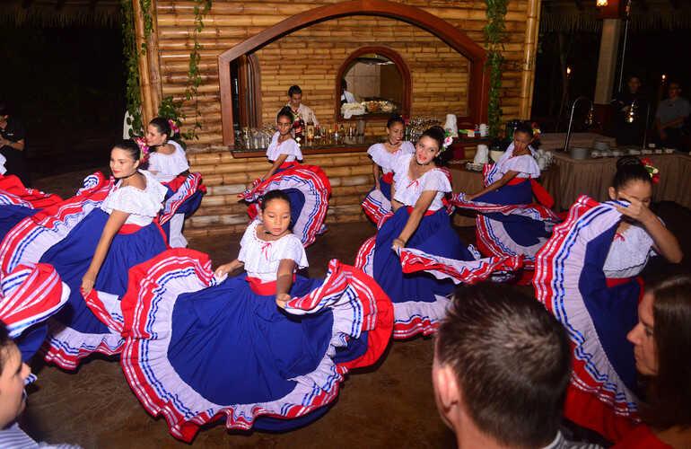 True Costa Rican spirit on the Desafio original La Fortuna City Tour.