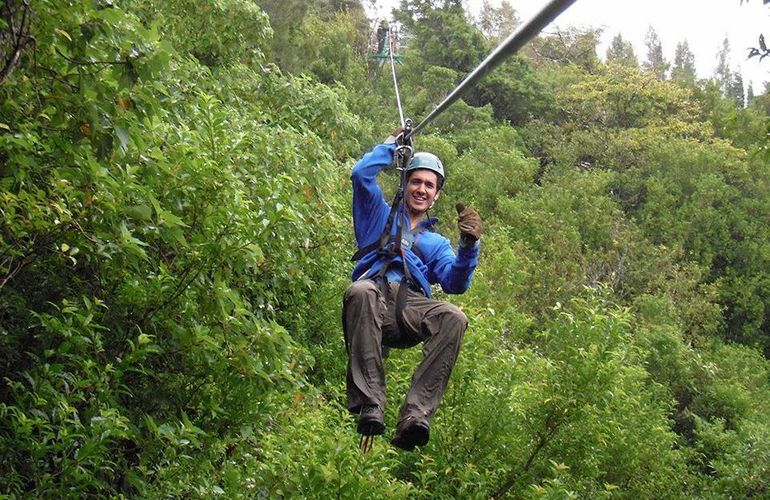 Canopy Zipline in Monteverde with Monteverde Adventure Company and Extremo Park