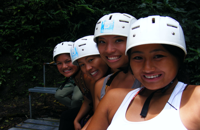 Canopy Zipline in Monteverde, Costa Rica with Monteverde Adventure Company and Extremo Park