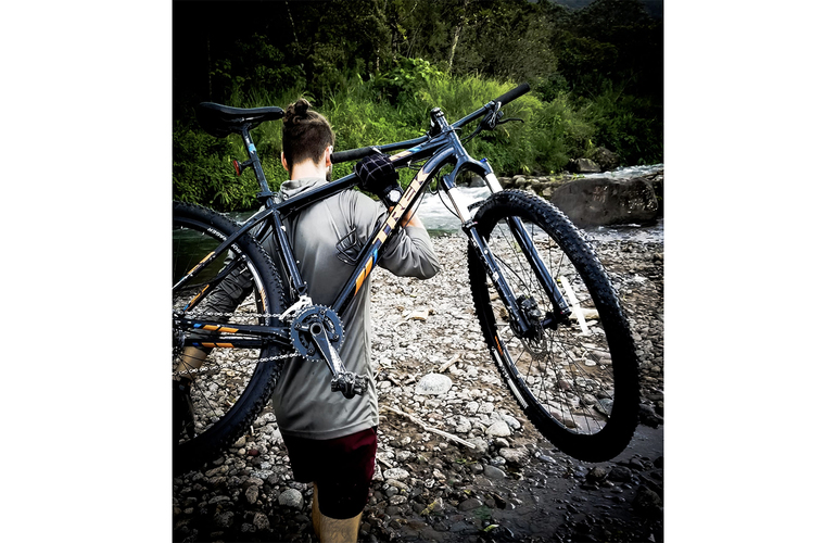 You ll experience whats considered the best route to mountain bike in Costa Rica.