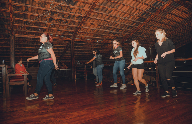 Salsa Dance Lessons in Costa Rica with Desafio Adventure Company