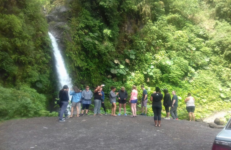 La Paz Waterfall Day Trip One Day Tour from San Jose.