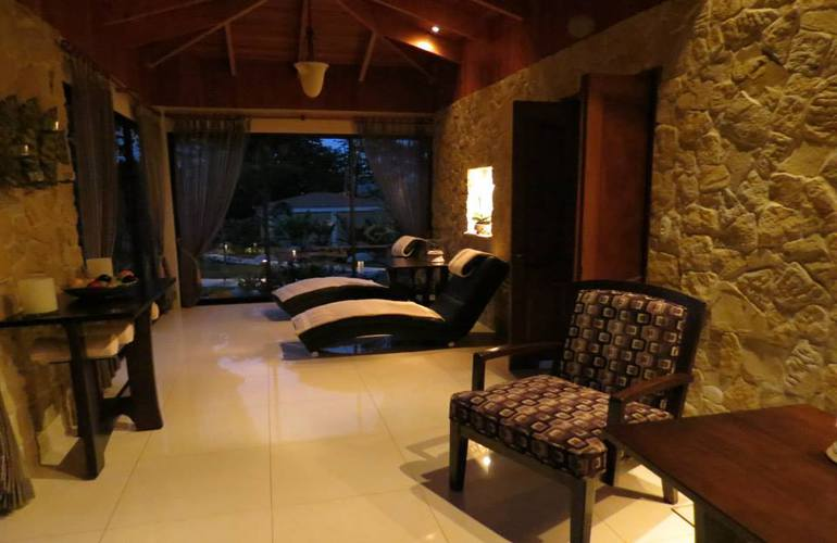 The best La Fortuna Spa Treatment and massages are at El Silencio del Campo.