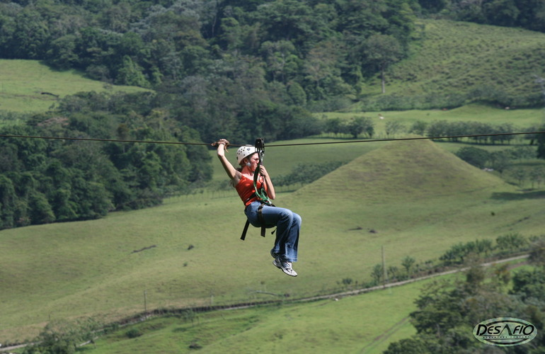 You will love this canopy ziplining tour in Arenal.