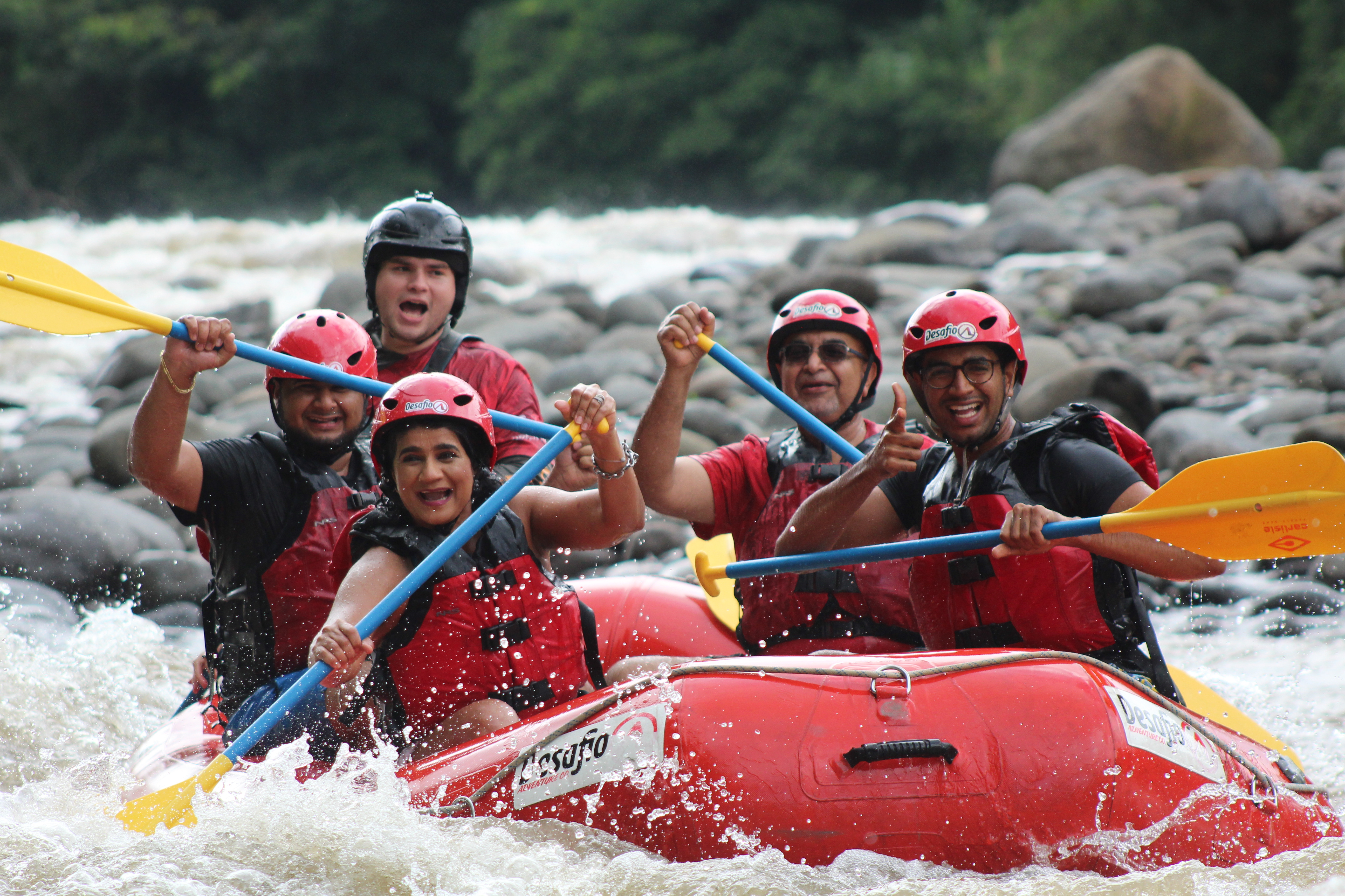 Be safe and have serious fun Costa Rica Vacation