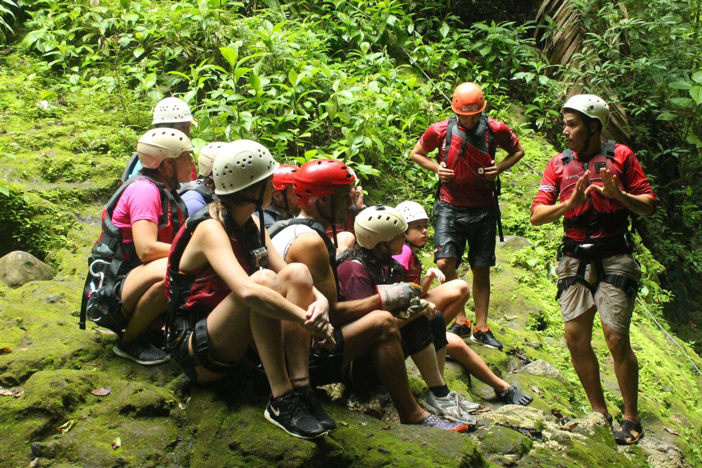 Group Activities in Costa Rica