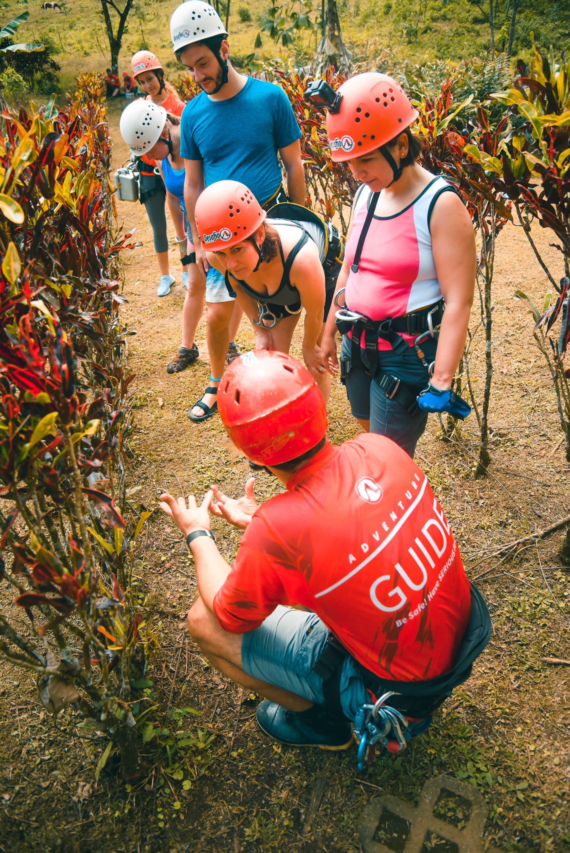 Have serious fun with Desafio adventure expertise in Costa Rica!
