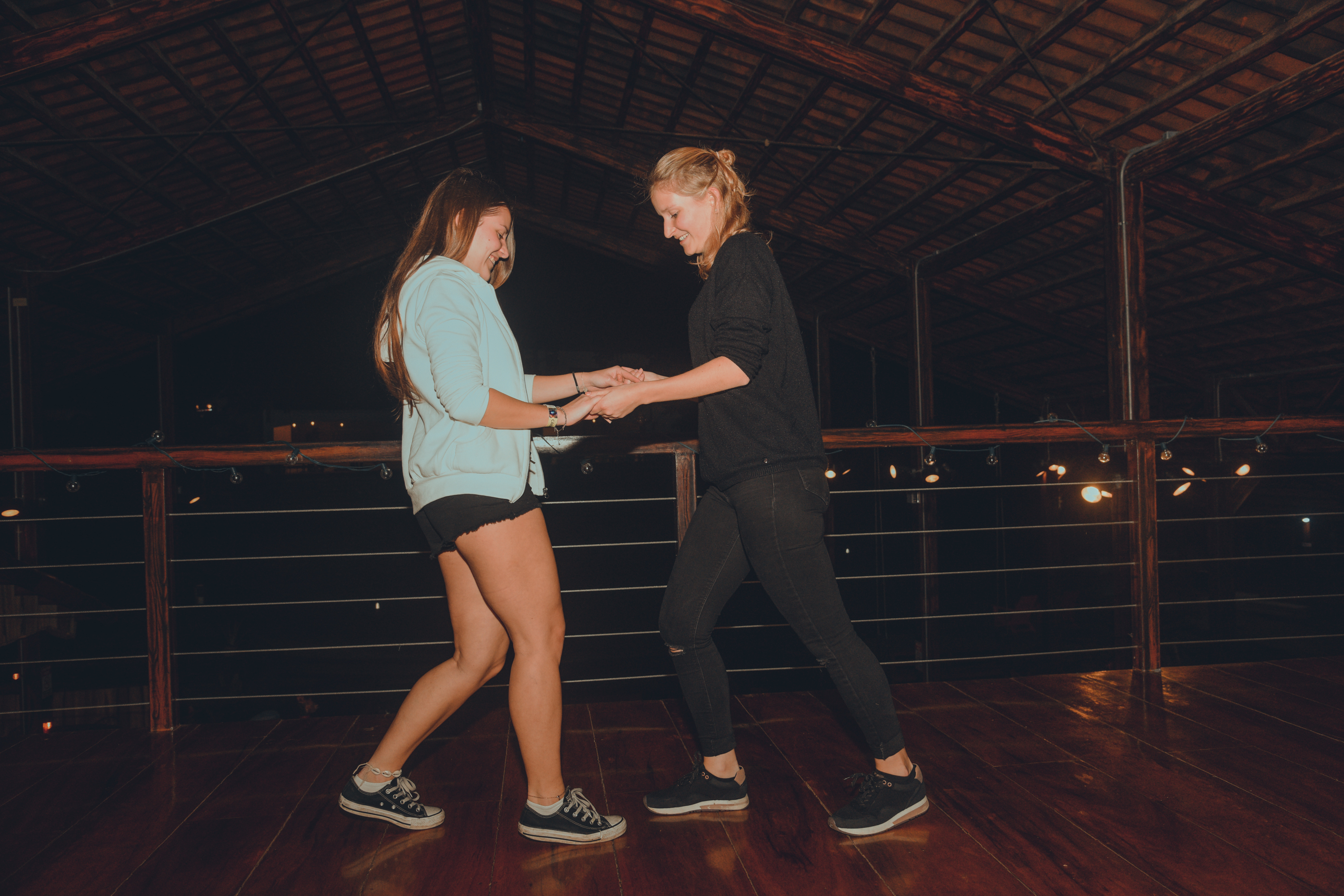 Group Dance Lessons in Costa Rica!