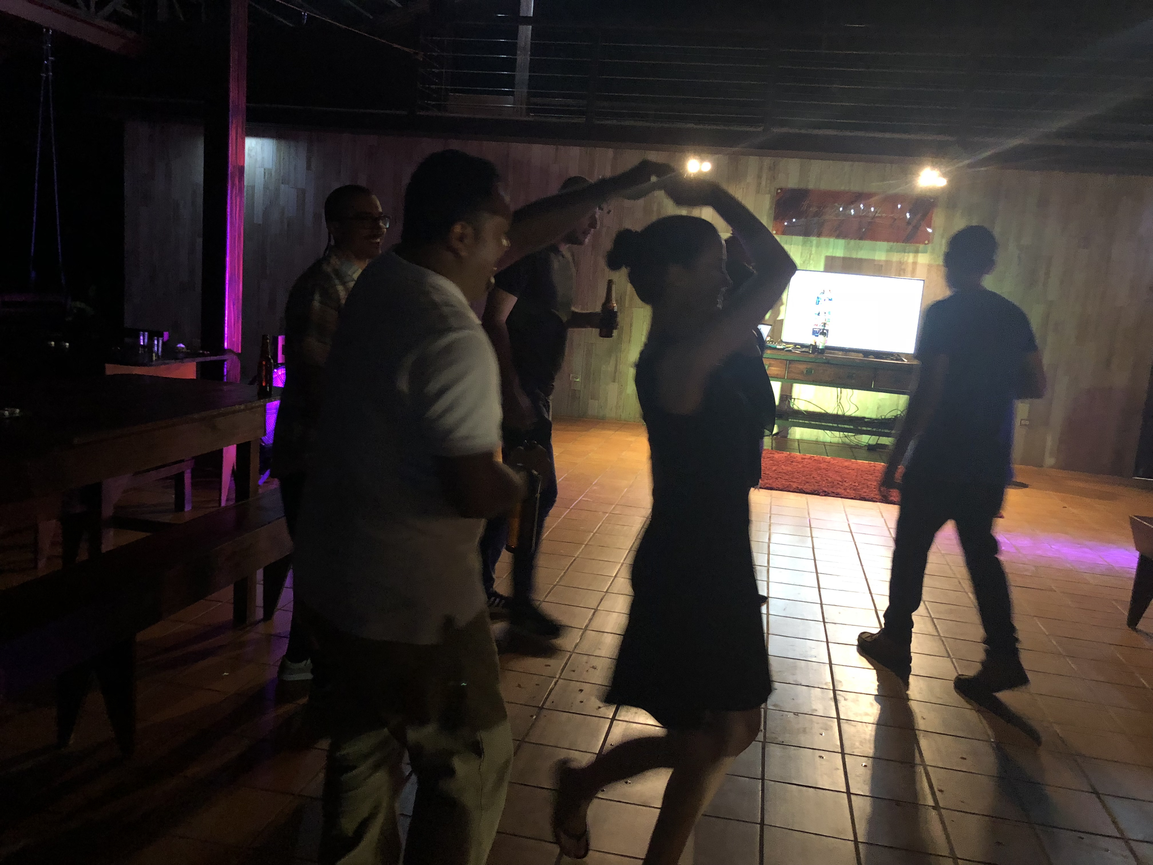 Get your groove on while learn how to salsa dance in Costa Rica.