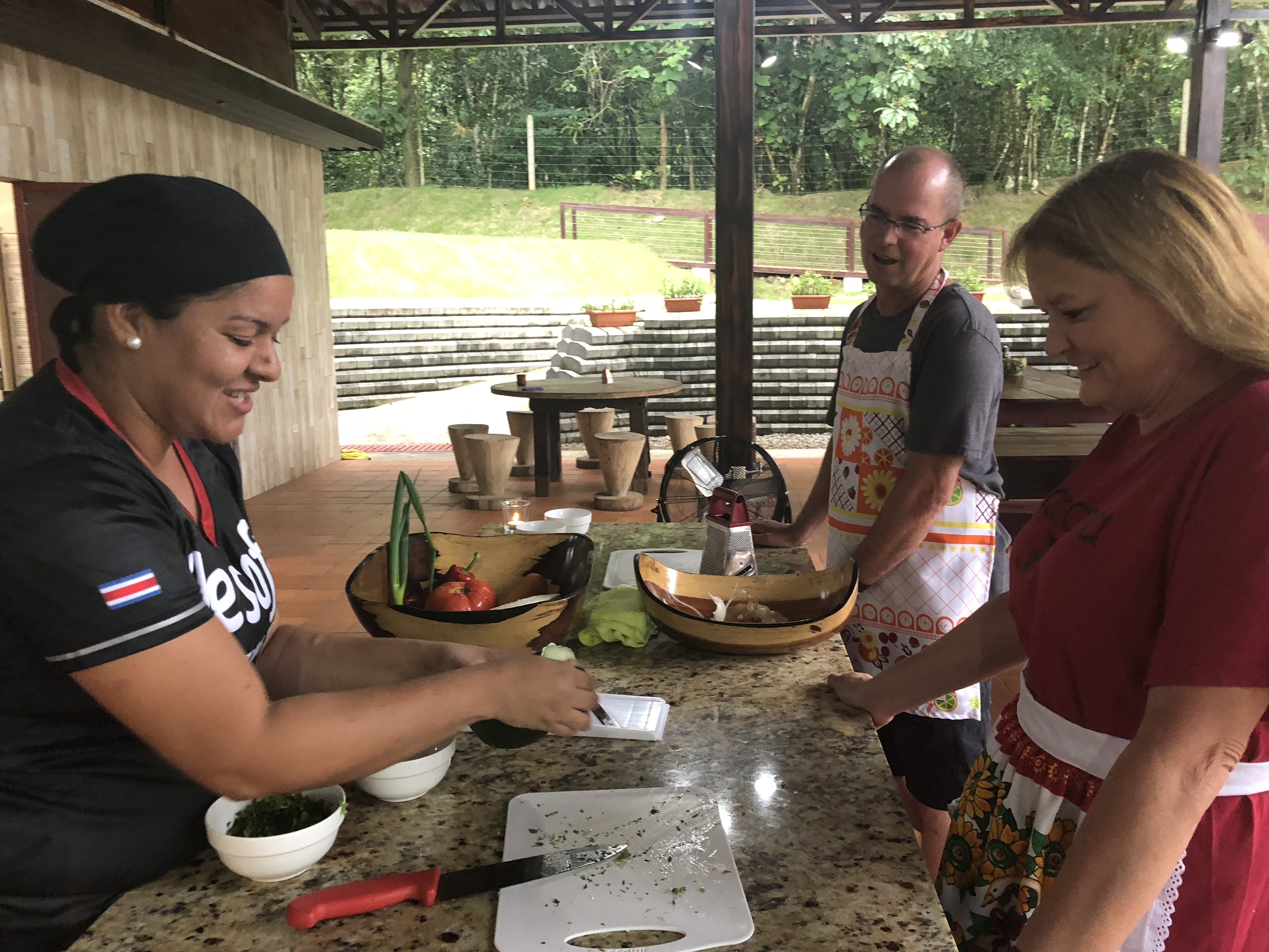 You will love this Costa Rica cooking class and eat like a local with Desafio!