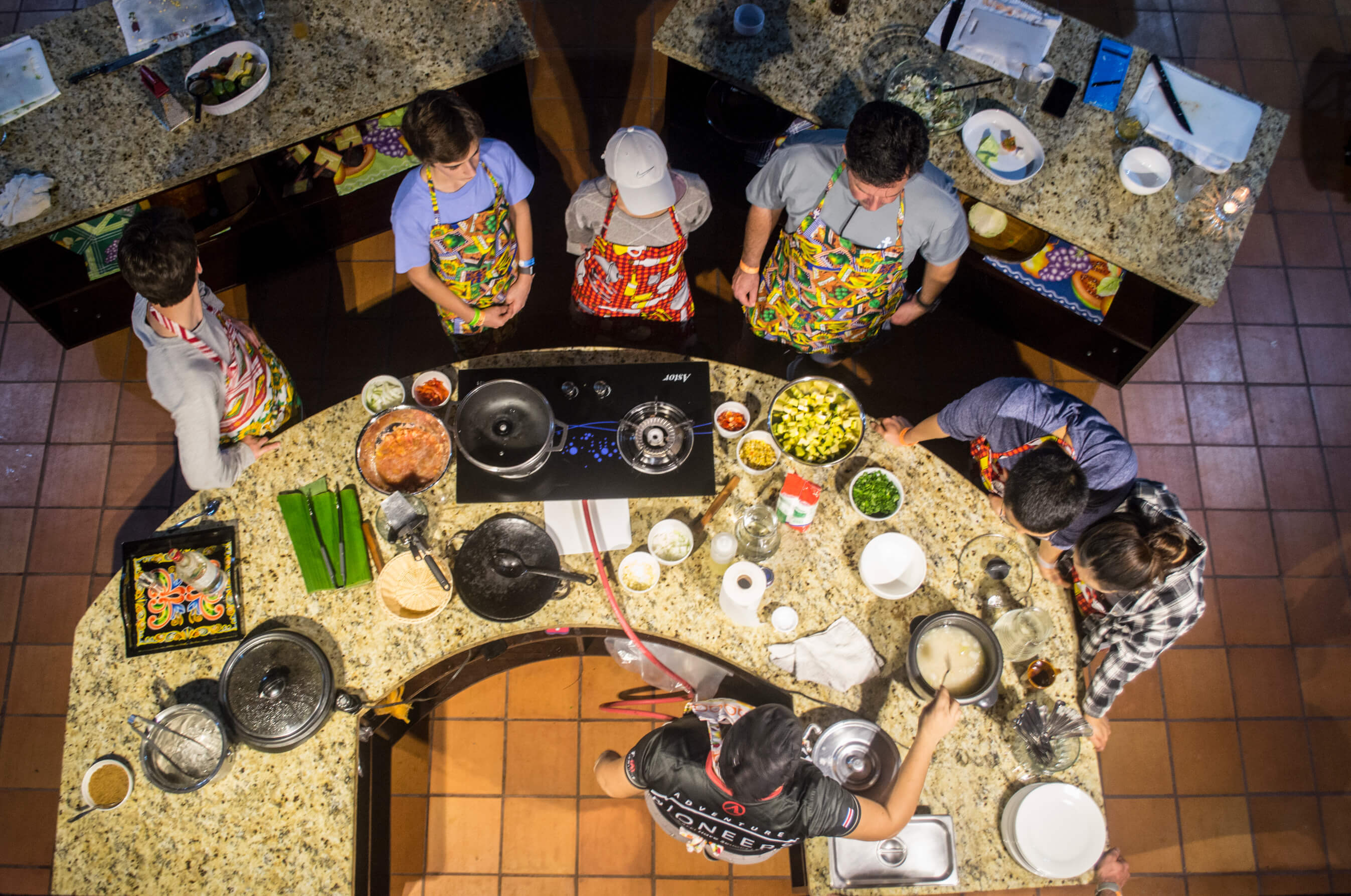 NEW! Cook Like a Local Costa Rican Cooking Class & Dinner
