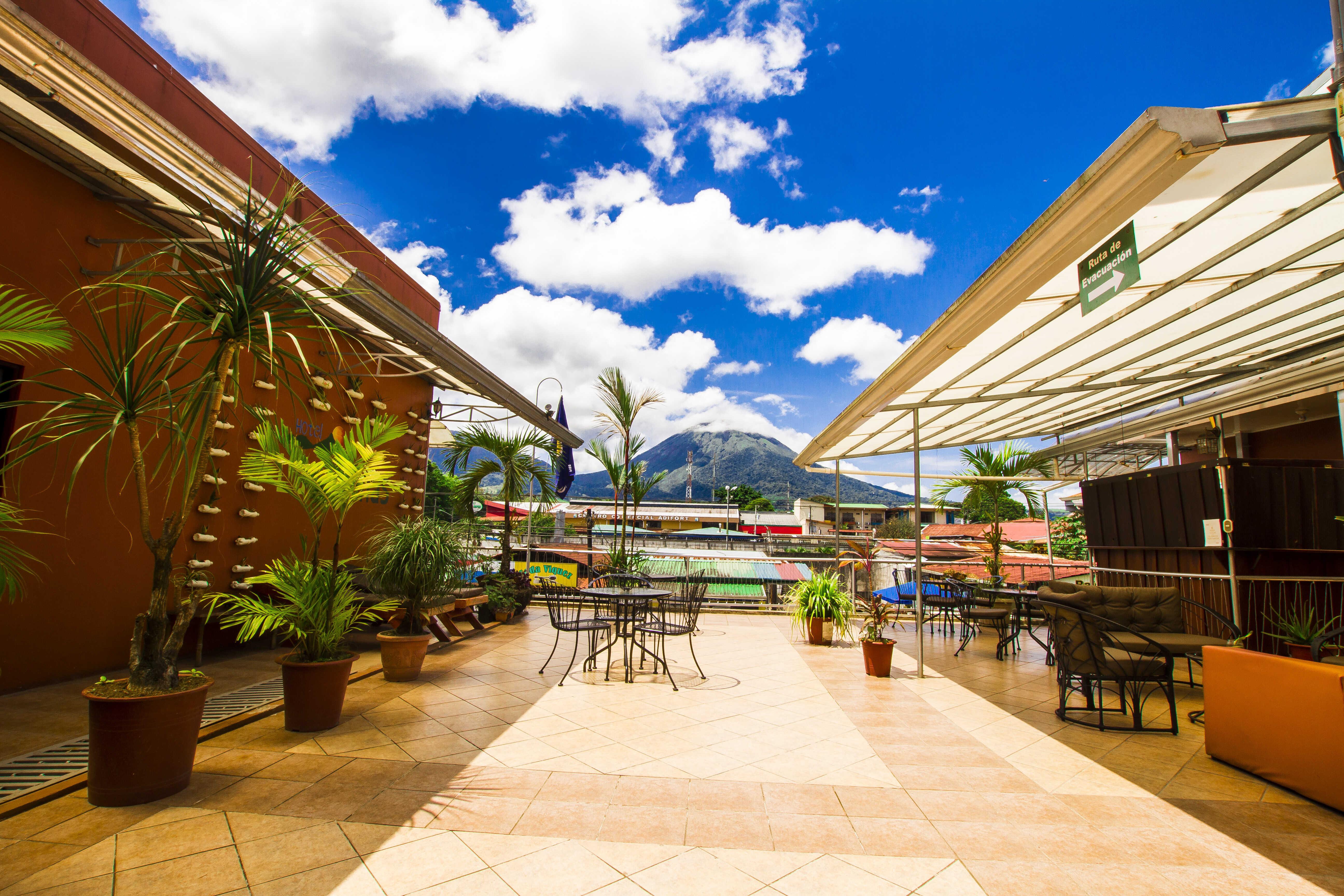 Hotel Las Colinas in La Fortuna, Costa Rica
