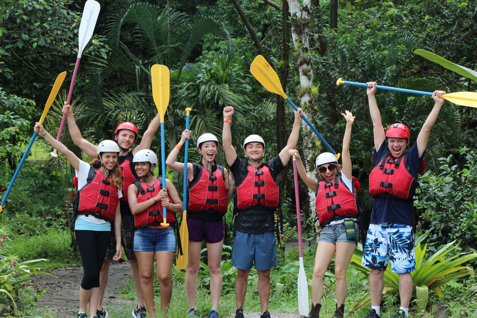 urn your day of travel into an action packed adventure from the Arenal Volcano to the beaches of Manuel Antonio!