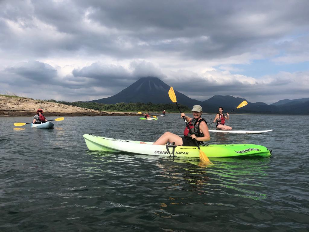 Experience kayaking like never before! Costa Rica! Desafio Adventure Company
