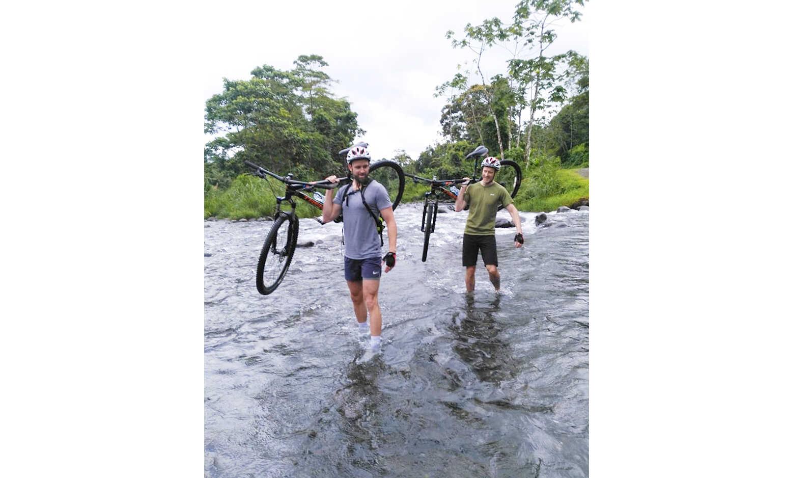 Extreme Mountain Biking Costa Rica