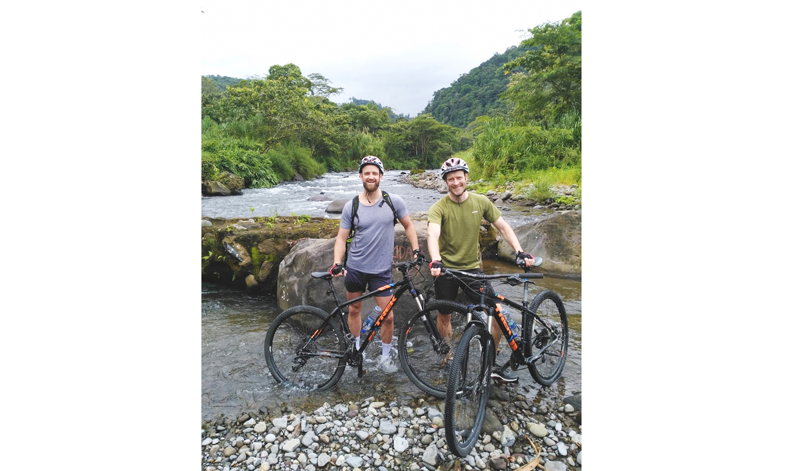 Biking in Costa Rica is a great way to experience its amazing natural features such as tranquil countrysides, rolling green hills, vibrant forests and adventurous mountain trails