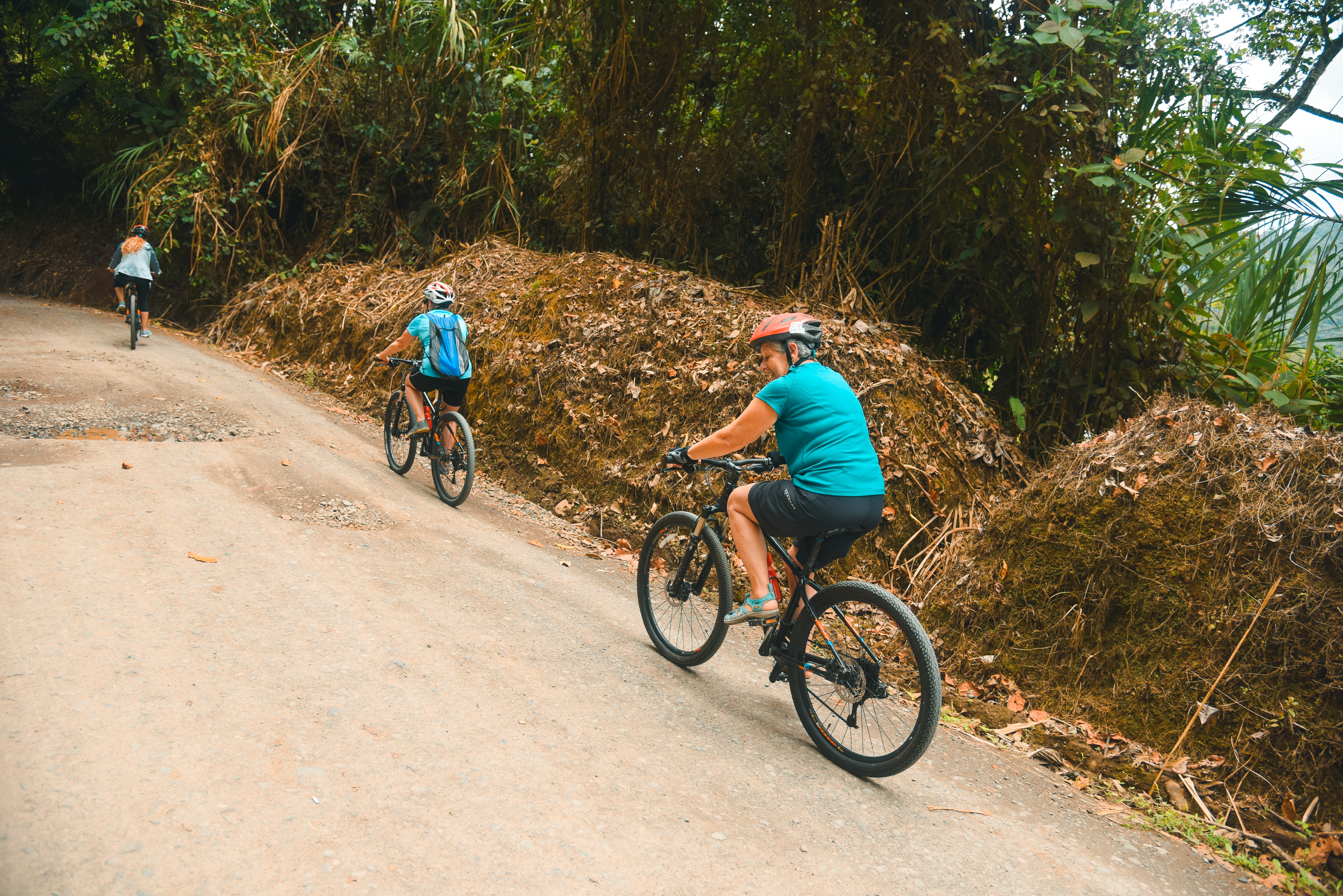 Extreme Mountain Biking Costa Rica